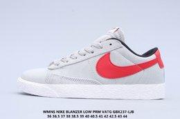 图1_耐克 Nike Blazer Low Prm Vntg 开拓 系者 列 SB 低帮校园板鞋GBX237 LJB