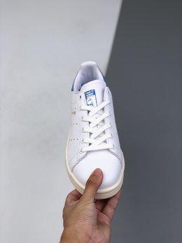 图2_36 44Adidas STAN SMITH 阿迪史密斯烫金板鞋 跑步鞋 慢跑鞋 板鞋 情侣板鞋 官方货号 S80026尺码 36 36 37 38 38 39 40 40 41 42 42 43 44 l51
