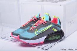 图1_真标半码 耐克Nike Air Max Vapormax 2090 梦幻跑鞋 官方同步新品 高频织布 后置气垫缓震跑步鞋 size 如图编码 931823Q