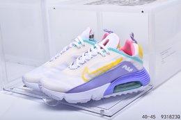 图2_真标半码 耐克Nike Air Max Vapormax 2090 梦幻跑鞋 官方同步新品 高频织布 后置气垫缓震跑步鞋 size 如图编码 931823Q