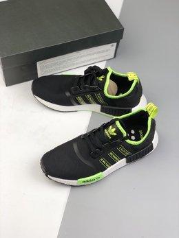 图3_36 45公司级 巴斯夫 阿迪达斯新配色 Adidas NMD R 1 街头风经典百搭跑步鞋 以鞋型 角度和面料 力求展现 adidas创新传统 采用时髦廓形 以抢眼外形诠释经典细节 为鞋款注入活力 搭配 Boost中底 助你舒适迈步货号 FX1032码数 36 36 5 37 38 38 5 39 40 40 5 41 42 42 5 43 44 44 5 45 v2