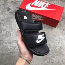 图2_Nike Benassi Duo Ultra 耐克忍者 黑白拖鞋819717 010 官方原厂订单 几率可过验 原盒激光标 配件吊牌全 尺码 35 5 36 5 38 40 5 42 43 44