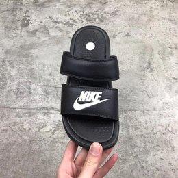 图3_Nike Benassi Duo Ultra 耐克忍者 黑白拖鞋819717 010 官方原厂订单 几率可过验 原盒激光标 配件吊牌全 尺码 35 5 36 5 38 40 5 42 43 44