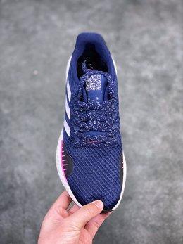 图2_公司级真爆版本 阿迪达斯 Pulse Boost hd Wntr U 复古休闲百搭运动跑鞋 网布搭配麂皮拼接 打造鞋面 极具复古风格 鞋头及鞋跟点缀3M反光设计极为亮眼中底采用全掌 Boost 科技 厚度相当可观 脚感极佳 FU7328尺码 36 36 5 37 37 5 38 38 5 39
