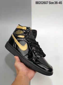 图1_新配色 Air Jordan 1 Mid 乔丹一代aj1高帮篮球鞋BB202607