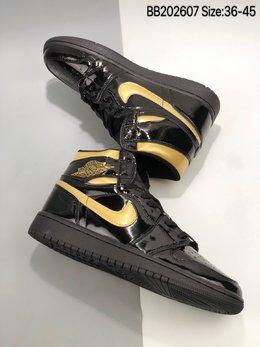 图3_新配色 Air Jordan 1 Mid 乔丹一代aj1高帮篮球鞋BB202607