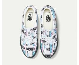 图2_Vans范斯 经典系列 Era帆布鞋 低帮男女新款白色35 44 含半码 型号 JL122