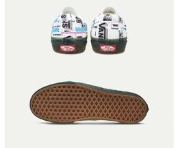 图3_Vans范斯 经典系列 Era帆布鞋 低帮男女新款白色35 44 含半码 型号 JL122
