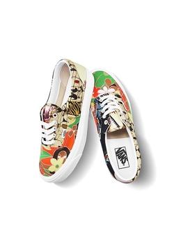 图3_新款出货 Vans范斯 经典系列Style 帆布鞋安纳海姆低帮男女印花 尺码35 44 含半码