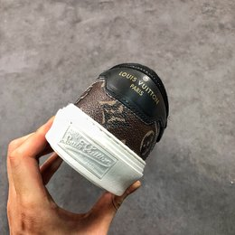 图3_实拍细节预览 官网版本 带芯片扫描驴家系列 丹宁鞋