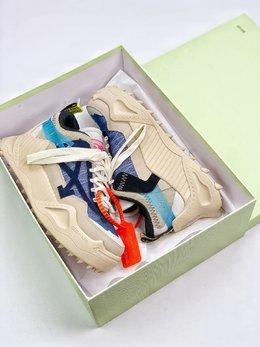 图1_终端放店OFF WHITE c o ODSY 1000 Sneakers