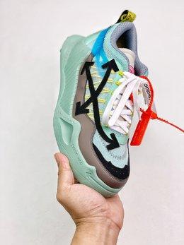 图3_终端放店OFF WHITE c o ODSY 1000 Sneakers
