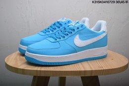 图2_真标半码 耐克 Nike Air Force 1 空军一号帆布内置气垫低帮板鞋 size 如图K315K0410729
