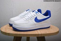 图3_真标半码 耐克 Nike Air Force 1 空军一号帆布内置气垫低帮板鞋 size 如图K315K0410729