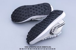 图3_新配色 Nike Ldwaffle Sacai 耐克 华夫 Dior 双勾标 网面透气 舒适脚感 抗磨底 复古休闲百搭跑步鞋JMB878 ZXL