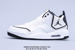 图1_JORDAN COURTSIDE 23 AJ3简版女新款篮球运动鞋KLD236 ZVL