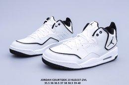 图2_JORDAN COURTSIDE 23 AJ3简版女新款篮球运动鞋KLD236 ZVL