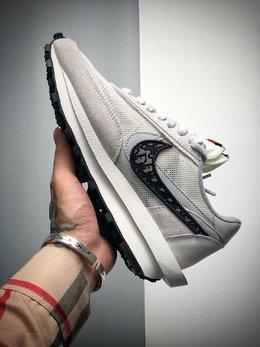 图3_Sacai x Nike LVD Waffle Daybreak 联名解构走秀款高端跑鞋 Sacai x Dior重磅合作联名款货号 CN8898 002尺码 36 36 5 37 5 38 38 5 39 40 40 5 41 42 42 5 43 44 44 5 45 46