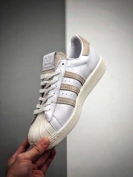图3_阿迪达斯adidas三叶草 Originals Superstar Superstar50周年多彩 贝壳头经典百搭休闲运动板鞋 贝壳头 白水泥尺码配色 后跟采用特色3D立体印字鞋身全部采用贝利 官方指定皮材独家 原数据 50周年最新大底模具独家原数据鞋垫定型模具 货号 FY0038尺码 36 36 37 38 38 39 40 40 41 42 42 43 44
