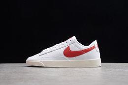 图3_Nike Blazer Low Premium 耐克开拓者 百搭休闲板鞋小白鞋20多个配色总有一个配色适合你 Size 36 44