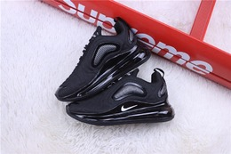 图2_公司货 MAX720系列 NIKE 耐克MAX720跑鞋 黑白货号 CV1633 002尺码 40 40 5 41 42 42 5 43 44 44 5 45 NIKE Air Max 720 全掌气垫减震舒适跑步鞋