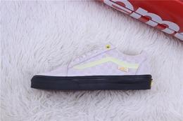 图1_真标 万斯系列 万斯 VANS 万斯低帮板鞋 米白格子浅黄黑货号 YF 99码数 35 36 36 5 37 38 38 5 39 40 40 5 41 42 42 5 43 44 Vans STyle36 Decin SF 经典款板鞋 滑板鞋