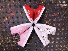 图1_Adidas阿迪达斯NIZZALO三叶草夏季透气帆布运动休闲鞋 编码 1620718