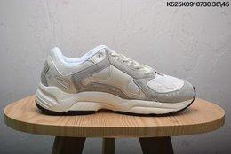 图2_斐乐老爹鞋系列斐乐 FHT 斐乐老爹鞋 小红书爆款韩国专柜爆款新配色复古老爹鞋 跑步鞋 size 如图K525K0910730
