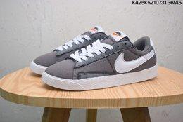 图2_Nike Blazer Low Suede 耐克开拓者帆布材质低帮板鞋 size 如图K425K5210731