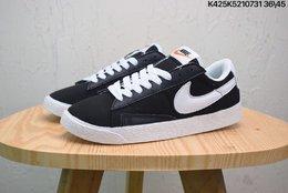 图3_Nike Blazer Low Suede 耐克开拓者帆布材质低帮板鞋 size 如图K425K5210731