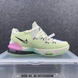 图2_新款 Nike LeBron 17 詹姆斯17代低帮男子实战篮球鞋 尺码 40 46