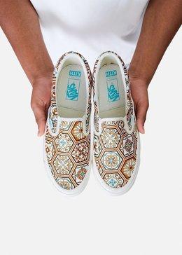 图2_Vans 一脚蹬 摩洛哥瓷砖印花 素材分享