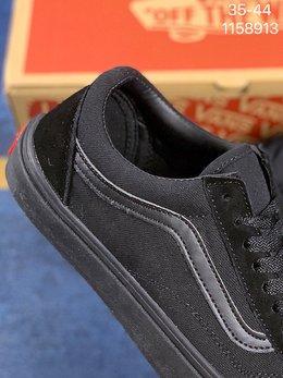 图2_VANS 万斯 Old Skool 低帮休闲情侣板鞋 滑板鞋 编码 1158913