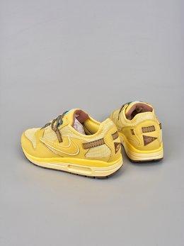 图2_终端放店耐克 NIKE 耐克Max 1 跑鞋 柠檬黄Travis Scott x Nike Air Max 1