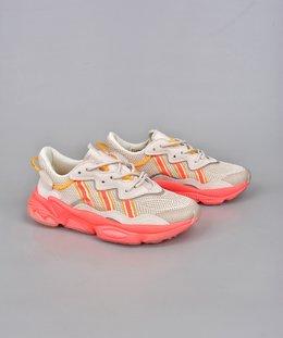 图1_终端放在Adidas Originals Ozweego 简版椰子 2021官方同步上架 货号 CV97471ZJR三叶草3M反光复古 水管老爹鞋 实体独立订单 中文盒标 同步专柜上架 Size 36 36 5 37 38 38 5 39 40