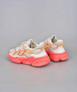 图2_终端放在Adidas Originals Ozweego 简版椰子 2021官方同步上架 货号 CV97471ZJR三叶草3M反光复古 水管老爹鞋 实体独立订单 中文盒标 同步专柜上架 Size 36 36 5 37 38 38 5 39 40