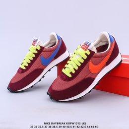 图2_耐克Nike Wmns Daybreak SP HJOG破晓系列华夫复古休闲运动慢跑鞋 原楦原纸版开发数据 采用反绒毛皮拼接牛津布面材质 KOFW1012 LKL货号 CZ0614 300