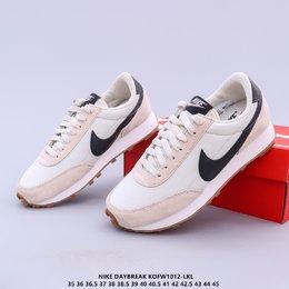 图3_耐克Nike Wmns Daybreak SP HJOG破晓系列华夫复古休闲运动慢跑鞋 原楦原纸版开发数据 采用反绒毛皮拼接牛津布面材质 KOFW1012 LKL货号 CZ0614 300