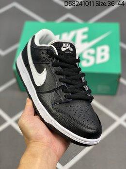 图3_耐克Nike SB Dunk Low 扣篮系列 复古低帮休闲运动滑板板鞋 D58241011