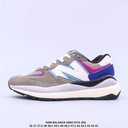 图1_公司级 公司级New Balance NB女鞋新款5740系列复古鞋时尚休闲鞋运动鞋UOEC1010 ZNL货号 W5740PG1