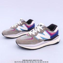 图2_公司级 公司级New Balance NB女鞋新款5740系列复古鞋时尚休闲鞋运动鞋UOEC1010 ZNL货号 W5740PG1