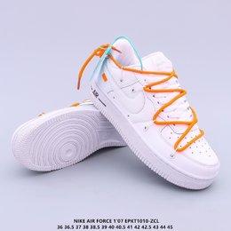 图3_耐克Nike Air Force 1 Low 空军一号低帮百搭休闲运动板鞋 柔软 弹性十足的缓震性能和出色的中底设计 横跨复古与现代的外型结合 造就出风靡全球三十多年的Force 1 EPKT1010 ZCL货号 315122 122